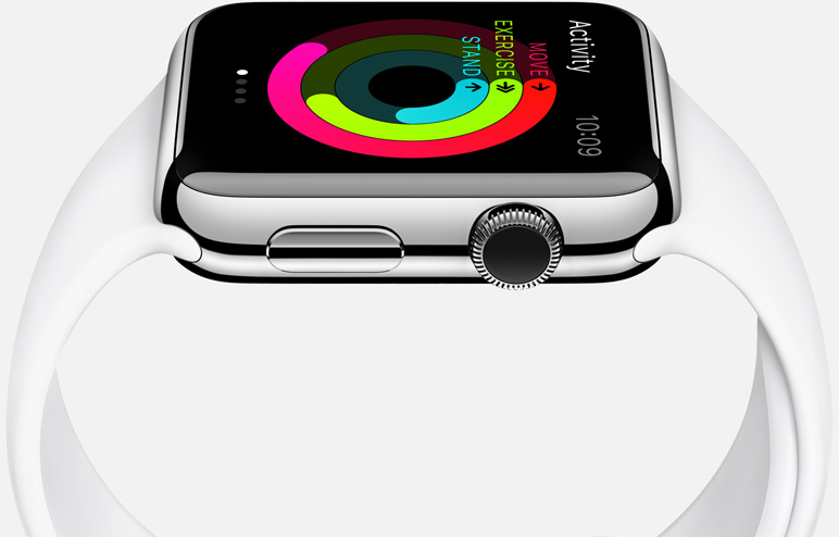 Cook: You'll use the Apple Watch so much, you'll have to charge it daily