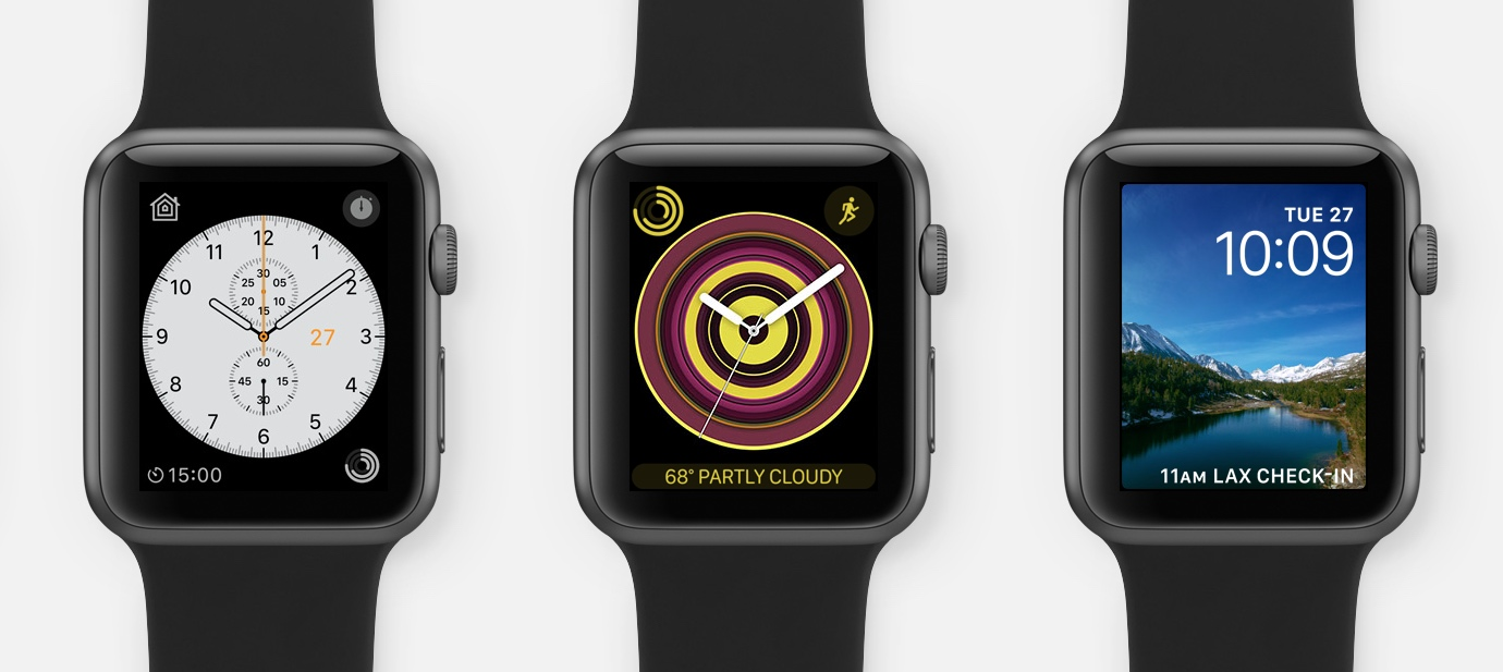 Apple Watch production reportedly starting sooner than you might think