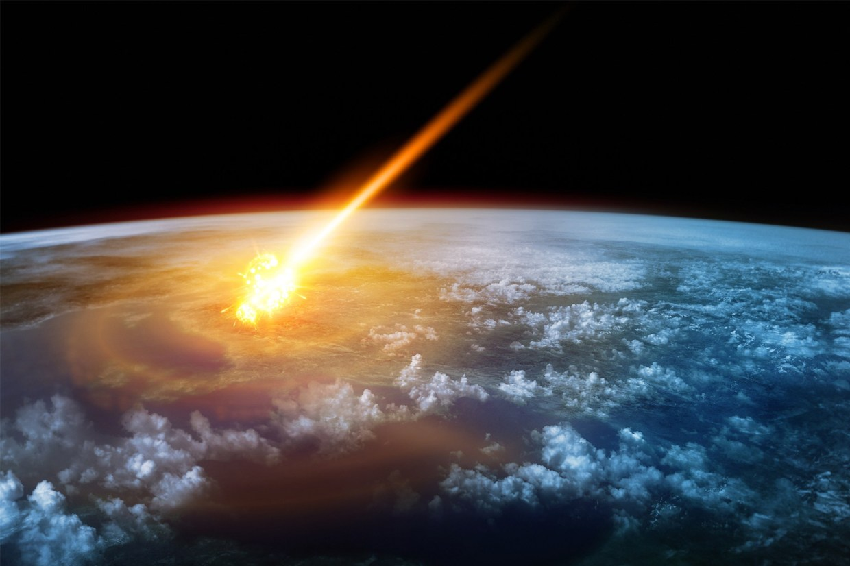 Research shows it's 'blind luck' that asteroids haven't destroyed a major city yet