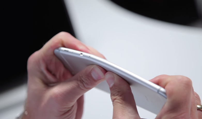 iPhone 6 owner wishes being bent was the only thing wrong with his device