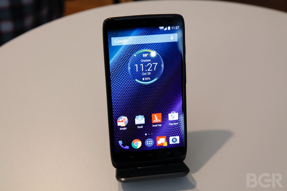 These videos break down the Droid Turbo's coolest features one by one