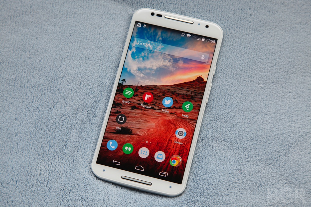 Motorola boss says people will stop buying devices like the iPhone 6 soon