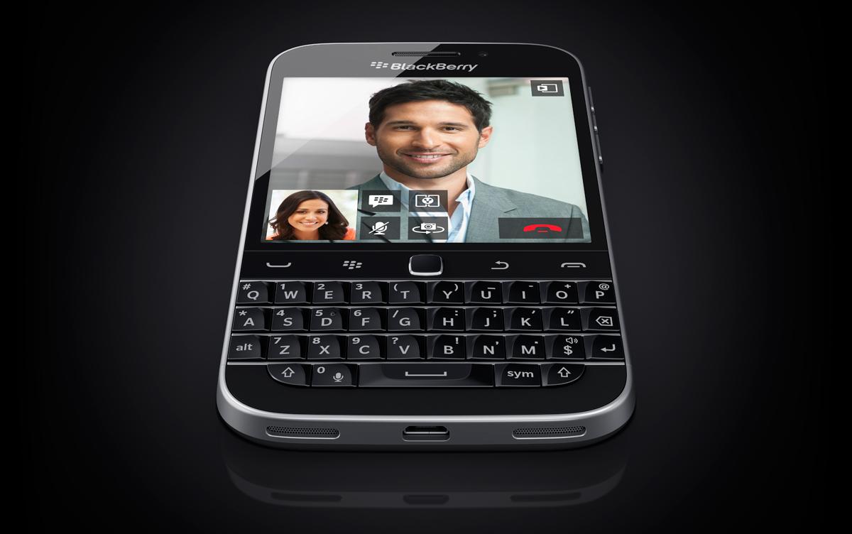 Where BlackBerry is still king