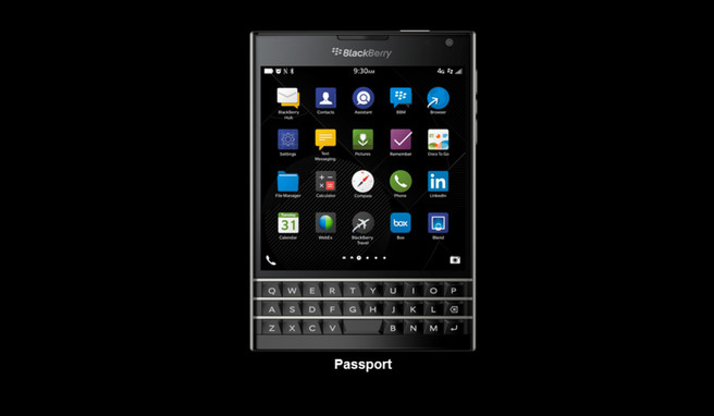 BlackBerry says its square phone is already stealing back iOS and Android users