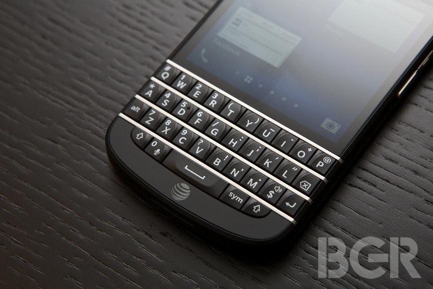U.K. prime minister explains why he won't quit BlackBerry