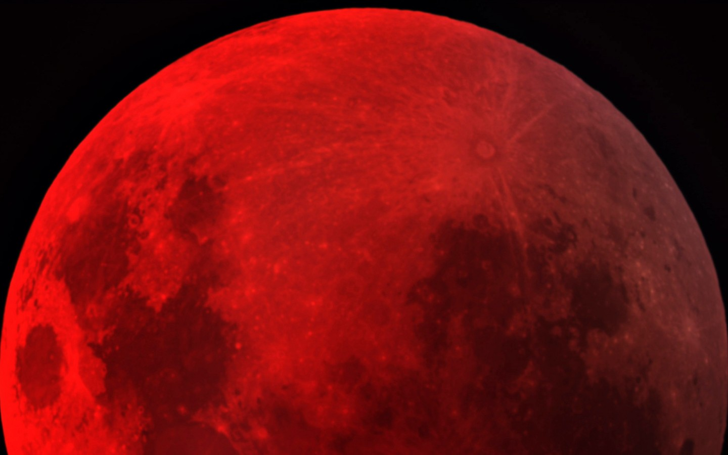 Here's when to watch tonight's rare 'blood moon' eclipse