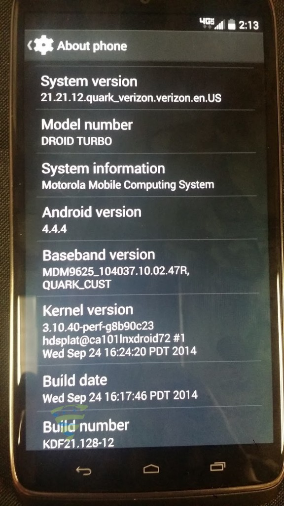 Leaked photos show the incredible new Droid Turbo for the first time