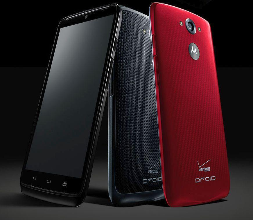 This is the new Droid Turbo, and it looks amazing