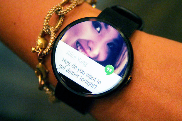 No app will ever look this sexy on the Moto 360
