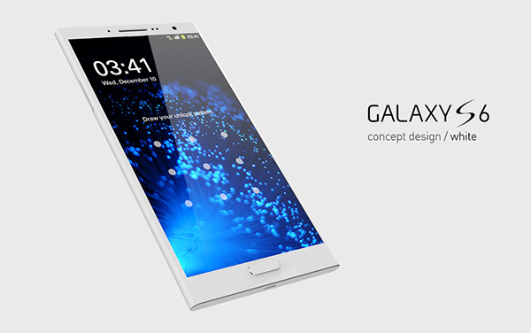 This is the Samsung Galaxy S6 Unpacked