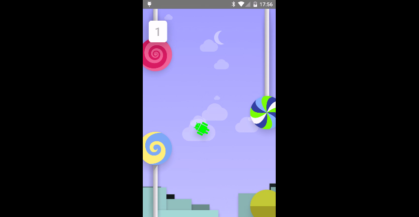 Google made its own Flappy Bird clone and it'll soon be on every top Android phone