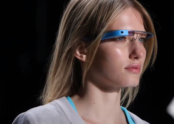 The funniest thing you'll see today: 'The Daily Show' destroys Google Glass