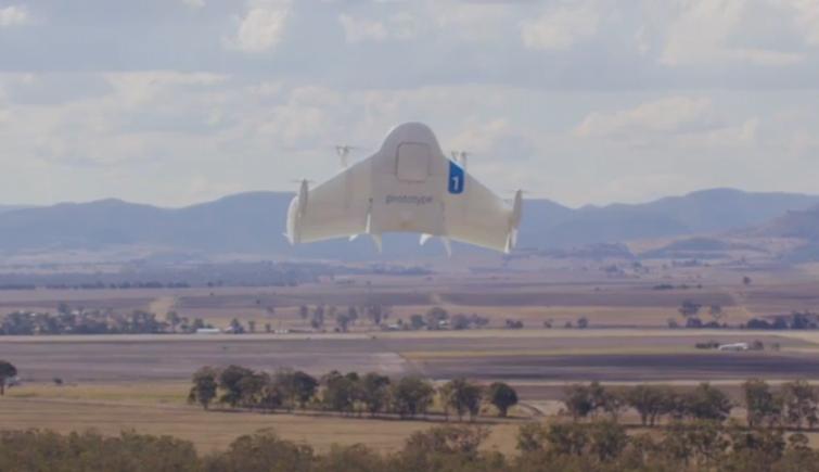 Google's secret same-day delivery drone program is not so secret anymore