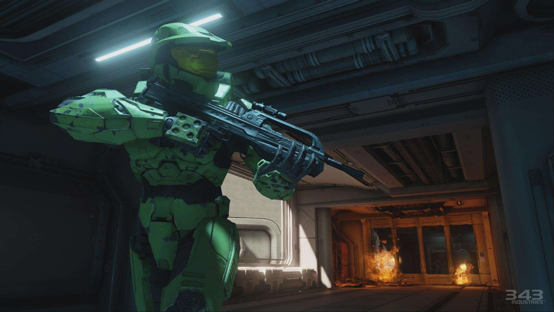 This is what Halo 2 looks like on Xbox One
