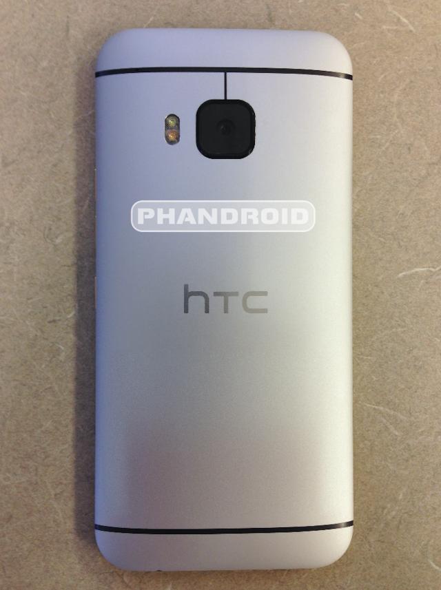 HTC's beautiful new flagship phone leaks again in new pics