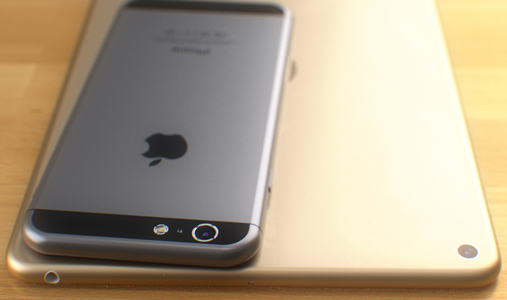 5.5-inch iPhone 6 and new iPads reportedly heading to production in September