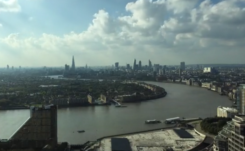 Awesome iPhone time lapse video shows you a beautiful London afternoon in 21 seconds