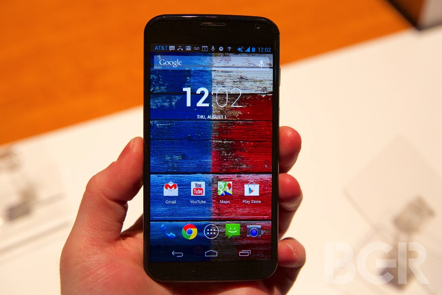 Motorola Nexus 6 reportedly really coming, as Android Silver might be delayed