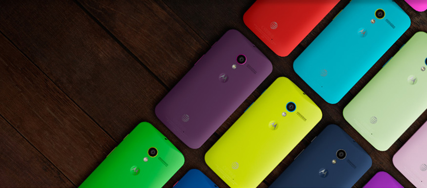 Get up to $125 off the Moto X right now