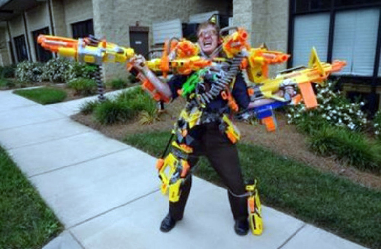 Today's huge Amazon sale on Nerf guns is your back to school gift to yourself