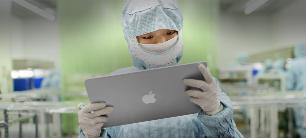 This might be our first look at Apple's completely redesigned Retina MacBook Air