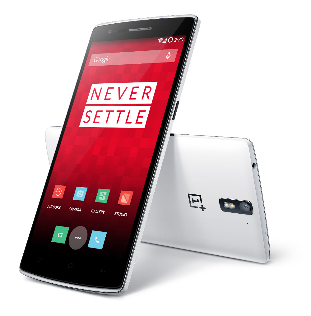 OnePlus's One sequel set for mid-2015 launch