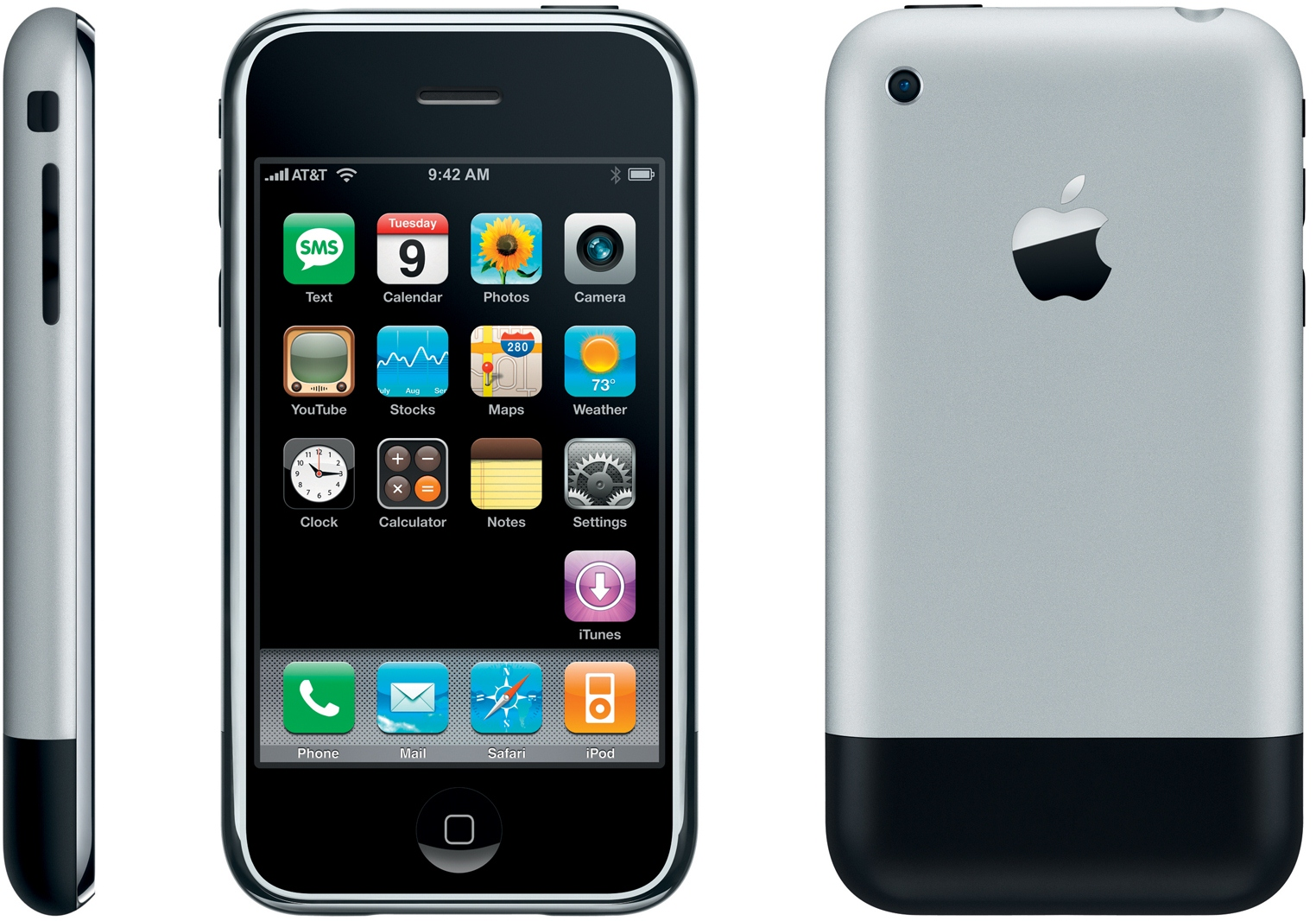 The tale of two Androids: Before and after the iPhone
