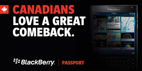 BlackBerry tries to combat the iPhone 6 with one of its patented 'fact checks'