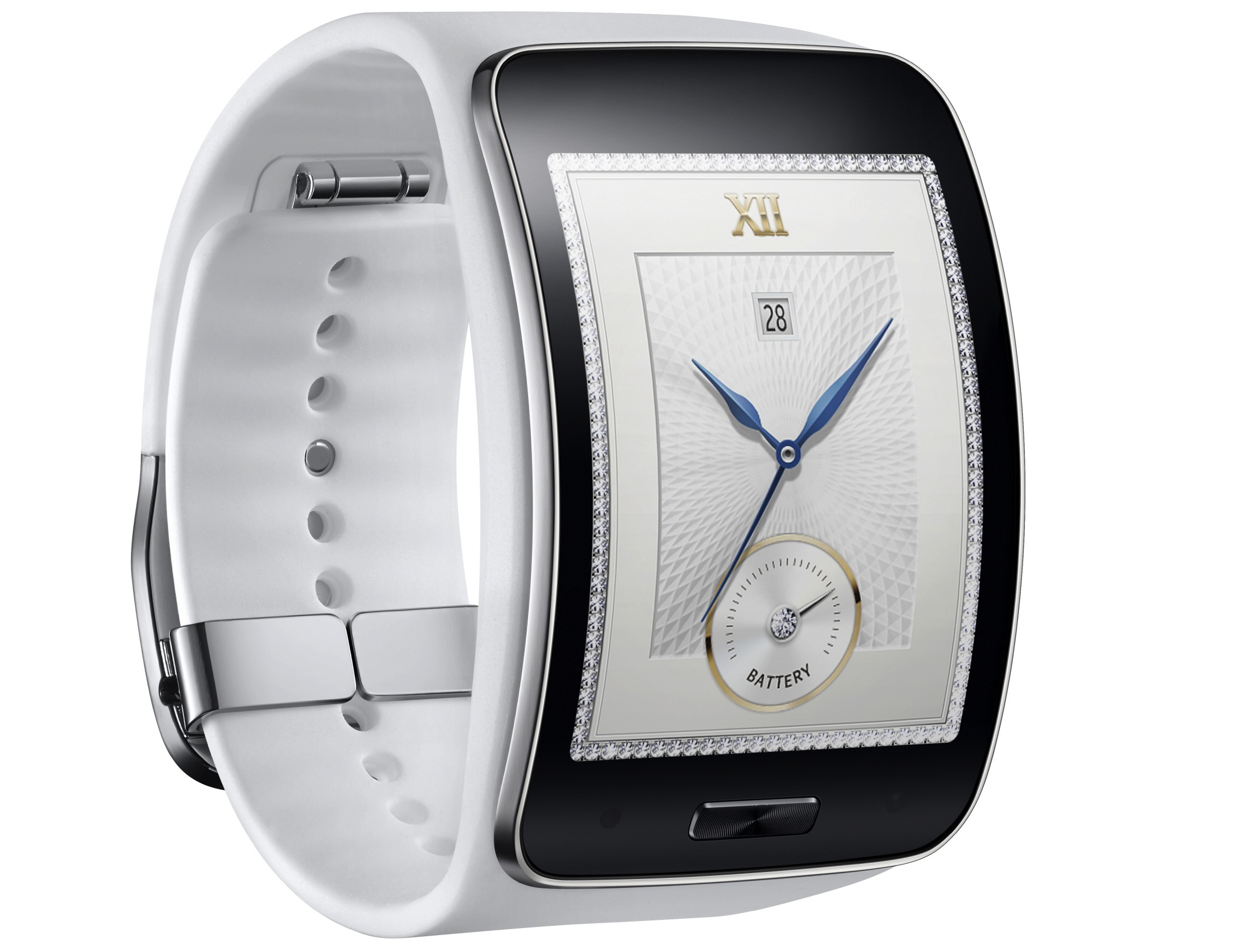 The single most mind-blowing fact about Samsung's Gear S