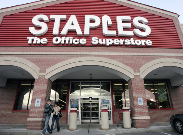 Is Staples the latest retailer to get hit with a huge credit card breach?