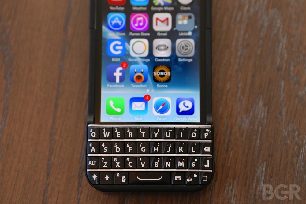 BlackBerry deals another blow to Seacrest's copycat keyboard empire