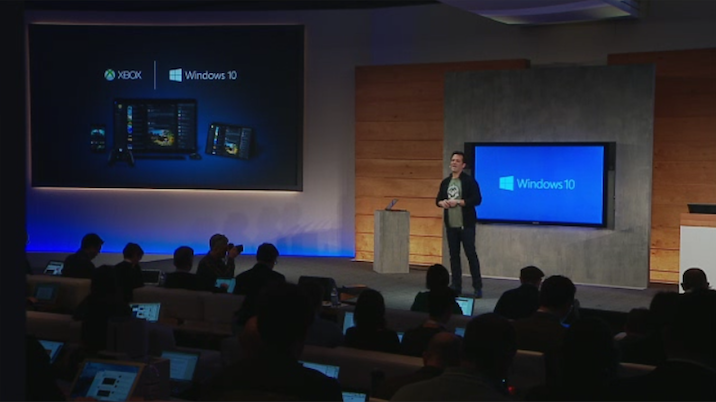 Here's how Microsoft is bringing Xbox One games to Windows 10