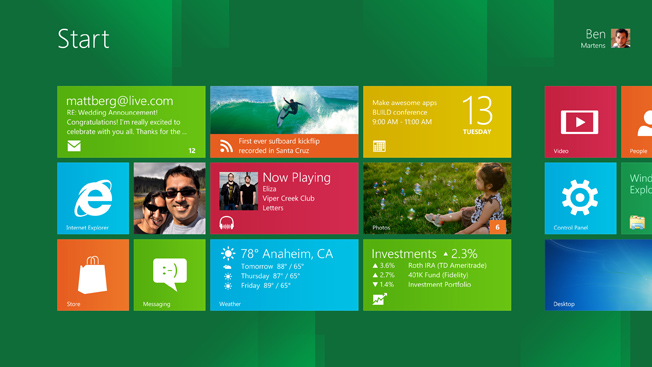 Bild zu «Details zu Windows 9 und Windows Phone 8.2»