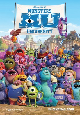 Monsters University' Global Total $136.5M: #1 N.A. With $82M For Pixar's 2nd Biggest; 'World War Z' Zombies $112M Worldwide: $66M Domestic Is Biggest Opening For Original Live Action Film Since 'Avatar'; Superman Still #1 Overseas With $400M Cume