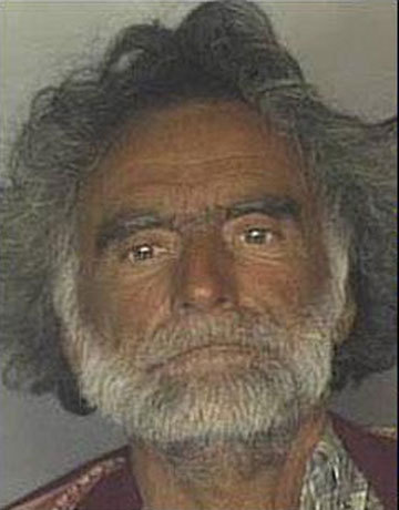 Mug shot of Ronald Poppo taken in 2004.