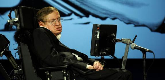 Famed Physicist Stephen Hawking Joins Facebook
