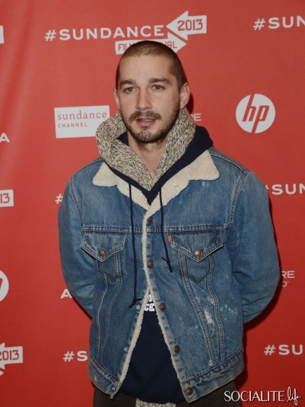 Shia LeBeouf Dropped Acid