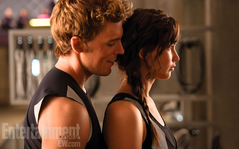 Catching Fire Movie Finnick