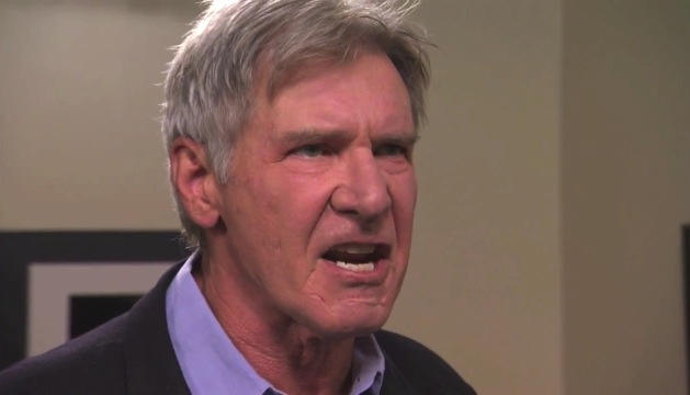 [WATCH] Harrison Ford Will See That 'Wookiee Sack of S#@!' Chewbacca