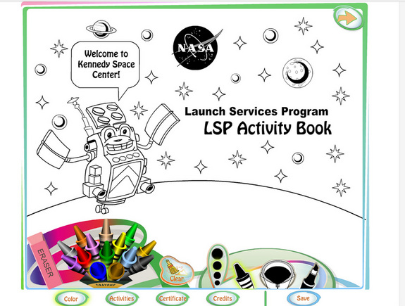 Blast Off! NASA App Teaches Kids About Rocket Launches
