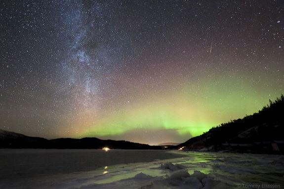 Brilliant Geminid Meteor Shower Peaks Tonight