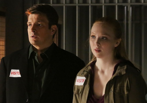 Castle Boss Previews 'Big Step' for Feuding Rick/ Alexis, Pi's Fate, 'Caskett' Cohabitation and More