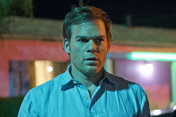 "Michael C. Hall in Showtime's ""Dexter"""