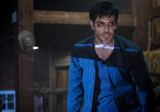 "David Giuntoli as Nick in ""Grimm"""