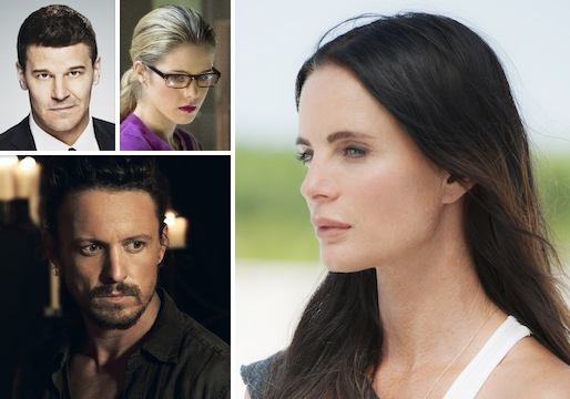 Matt's Inside Line: Scoop on Burn Notice, Arrow, Bones, Revolution, Grimm, H50, Once and More