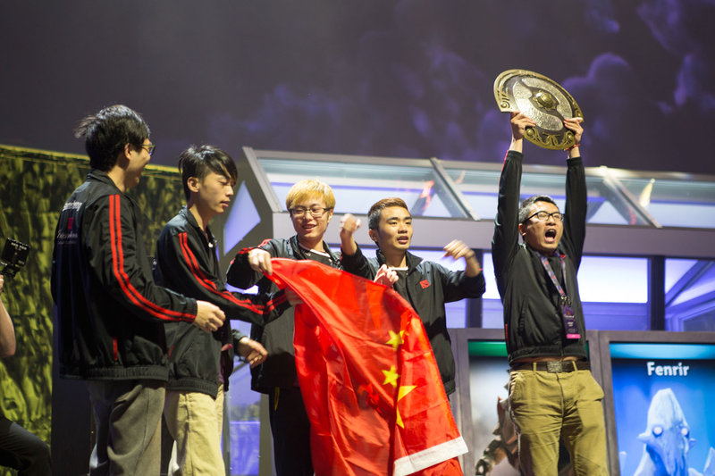More than 20 million people watched the most lucrative video game tournament ever