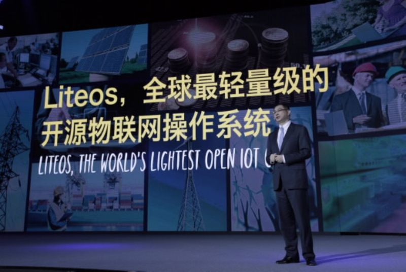 Huawei launches 10KB LiteOS to power the internet of things