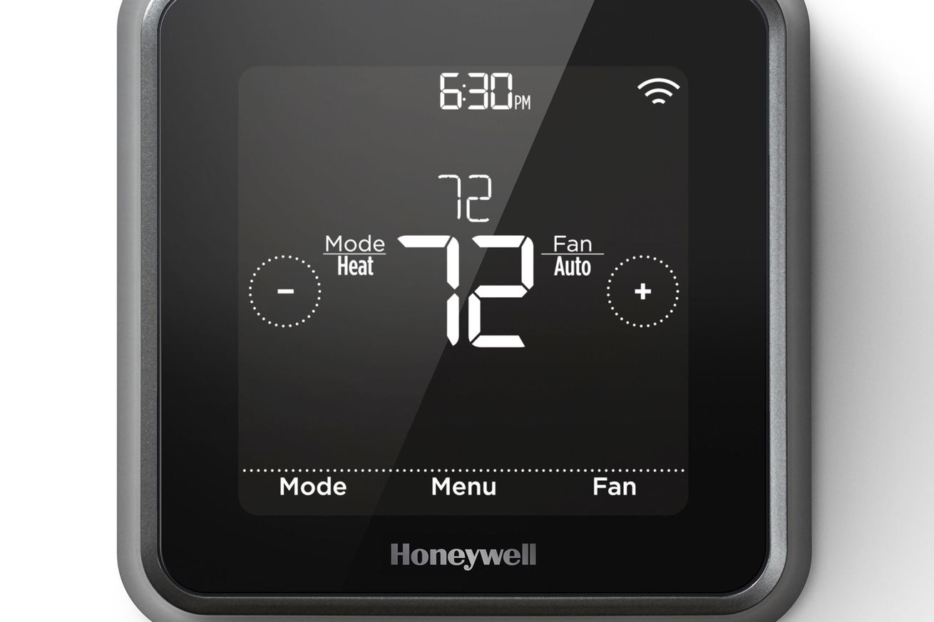 Honeywell is introducing another HomeKit-compatible smart thermostat