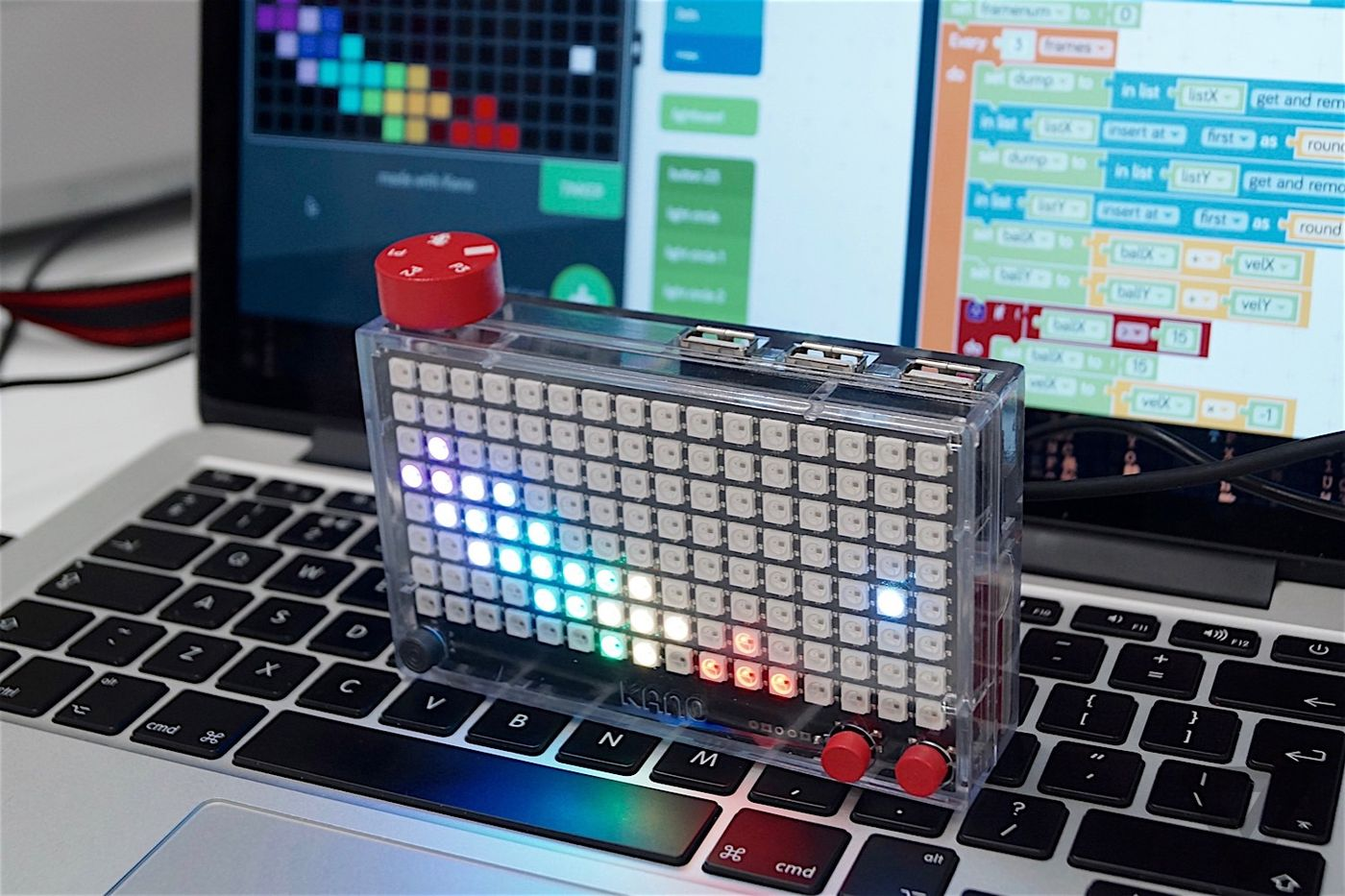 Kano's latest DIY tech kits let you assemble your own camera and speaker