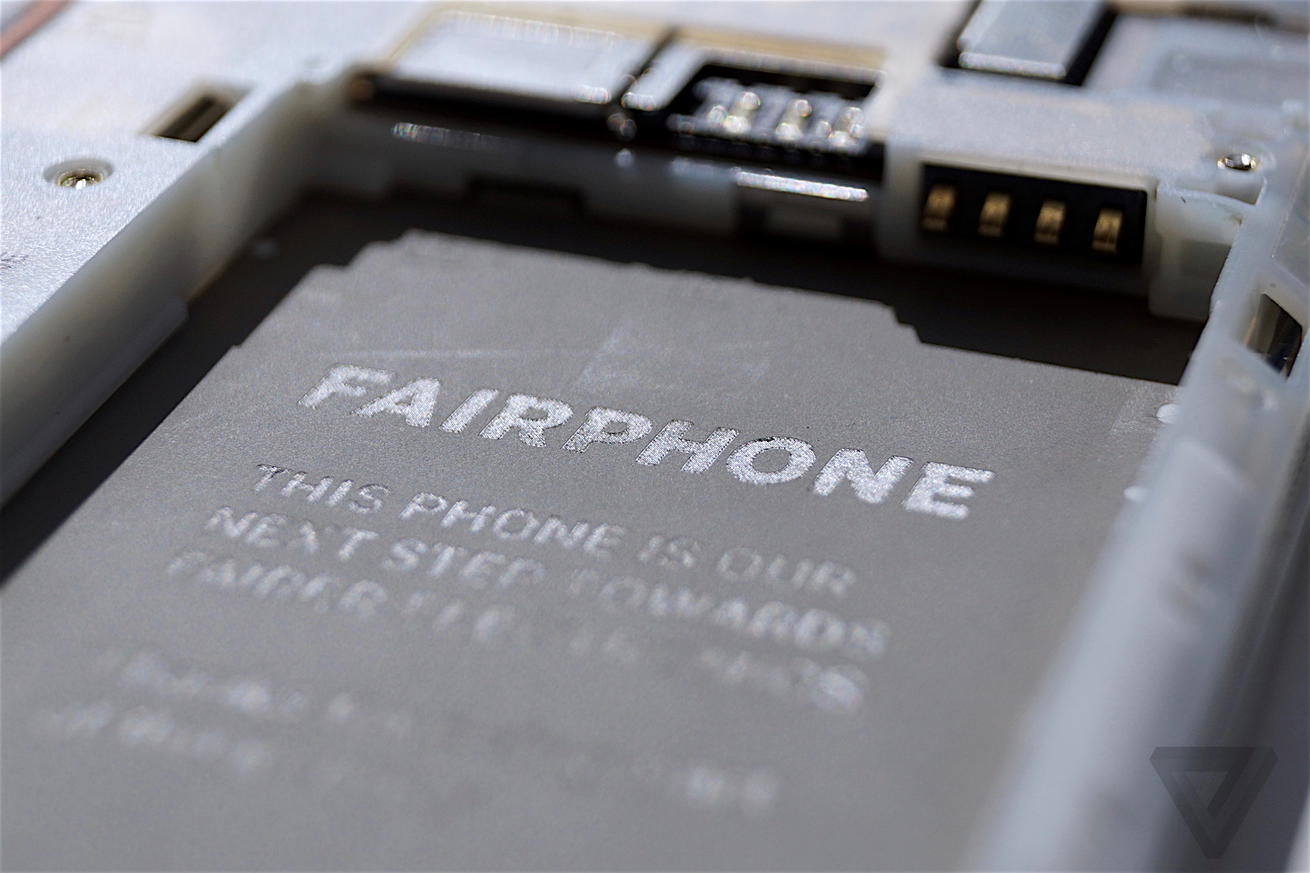 Fairphone's Google-free open source OS is now available to download